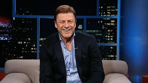 Tavis Smiley -- Actor Sean Bean