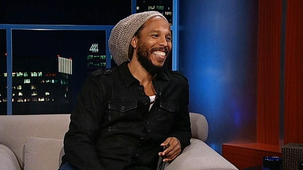 Musician Ziggy Marley image