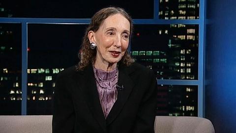 Tavis Smiley -- Author Joyce Carol Oates