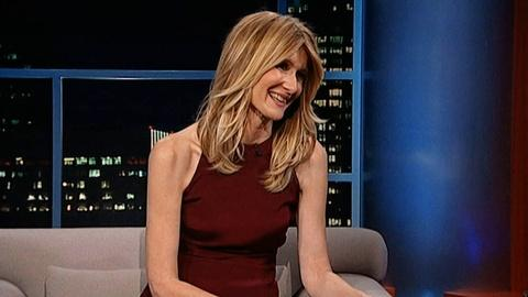 Tavis Smiley -- Actress Laura Dern