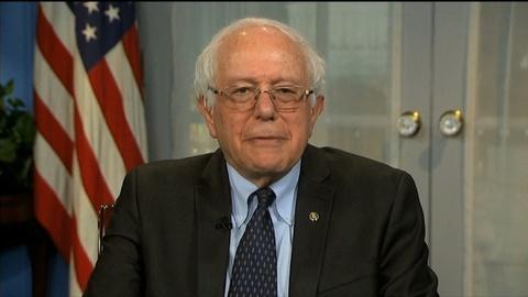 Tavis Smiley -- Sen. Bernie Sanders