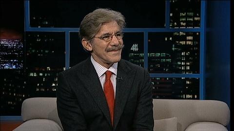 Tavis Smiley -- Journalist Geraldo Rivera