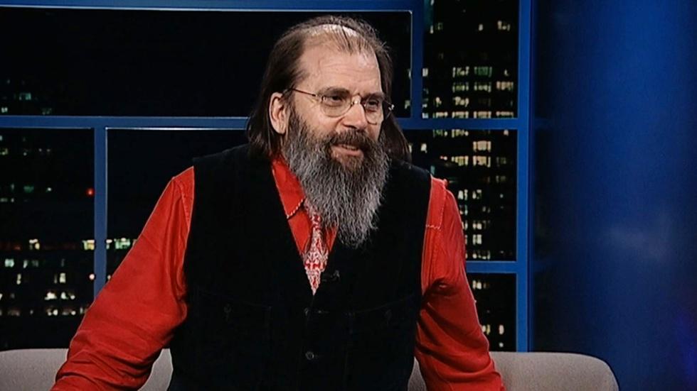 Musician Steve Earle  image