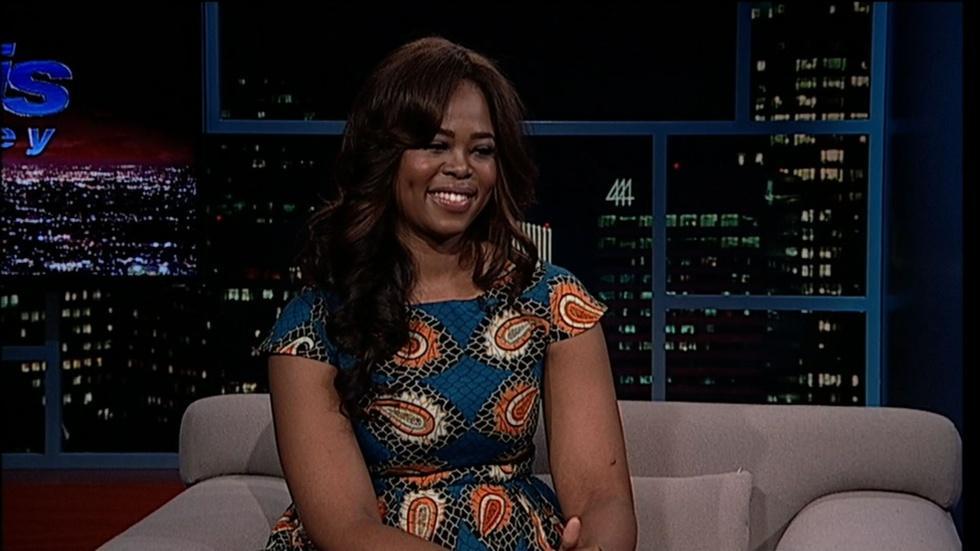 Opera singer Pretty Yende image