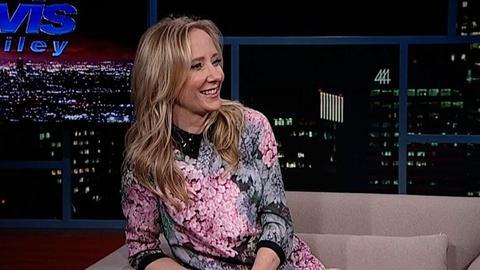 Tavis Smiley -- Actress Anne Heche