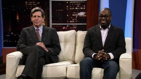 Tavis Smiley -- Detroit Journalists Stephen Henderson & Curt Guyette