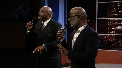 """Tavis Smiley -- 3 Winans Brothers Perform """"I Really Miss You"""""""