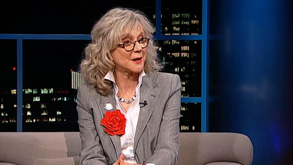Actress Blythe Danner image