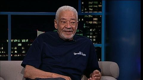 Tavis Smiley -- Singer/Songwriter Bill Withers