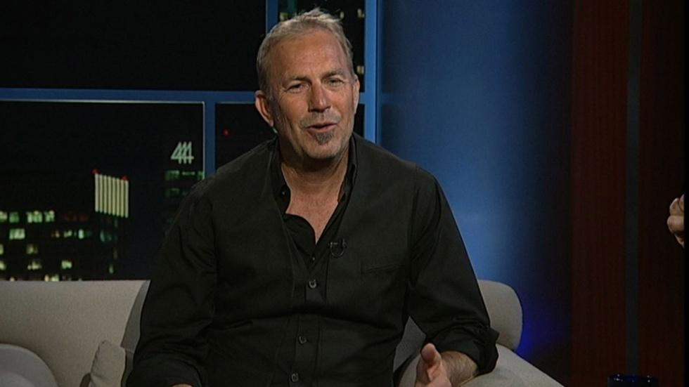 Actor-filmmaker Kevin Costner, Part 1 image
