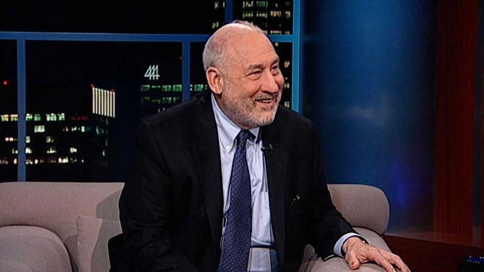 Economist/Author Joseph Stiglitz image