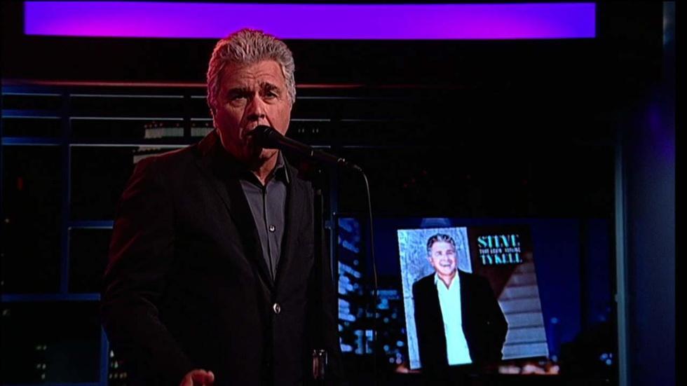 Singer Steve Tyrell image