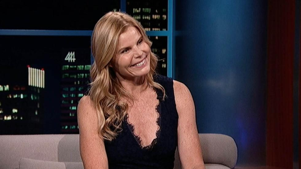 Actress/Author Mariel Hemingway image
