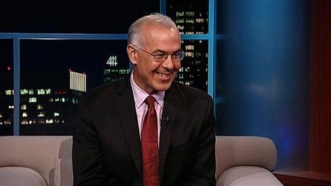Tavis Smiley -- NYT Columnist David Brooks