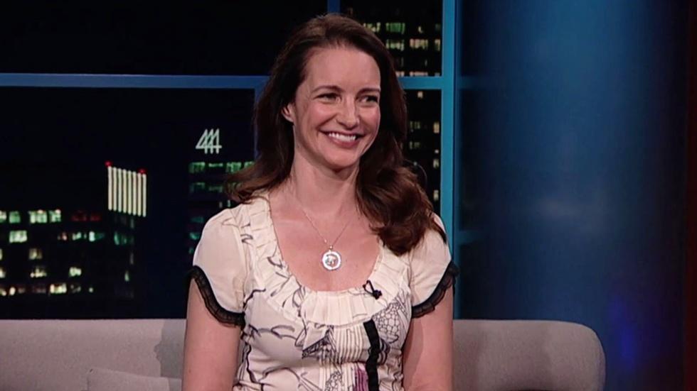 Actress/Producer Kristin Davis image