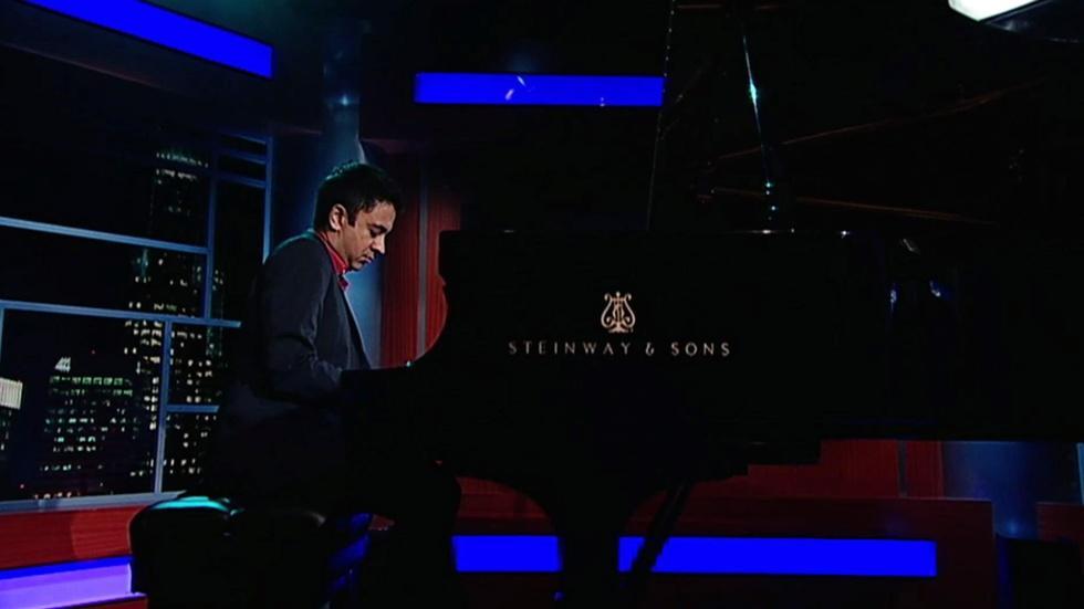 Vijay Iyer Performance image