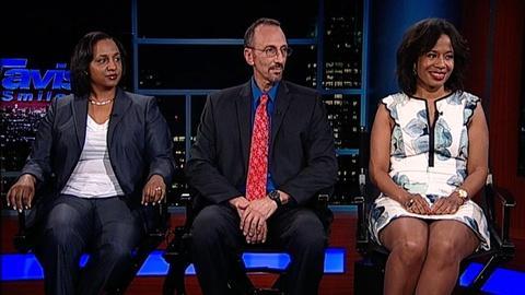 Tavis Smiley -- Civil War Panel
