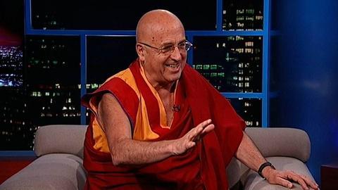 Tavis Smiley -- Buddhist Monk & Author Matthieu Ricard