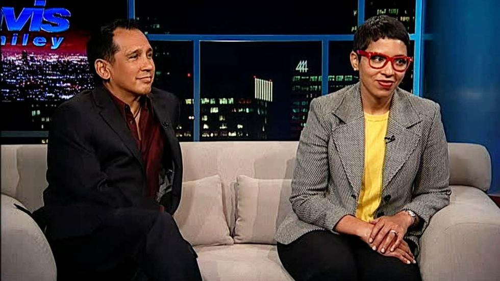 UC Berkeley Prof. Melissa Murray & USC Prof. David Cruz image