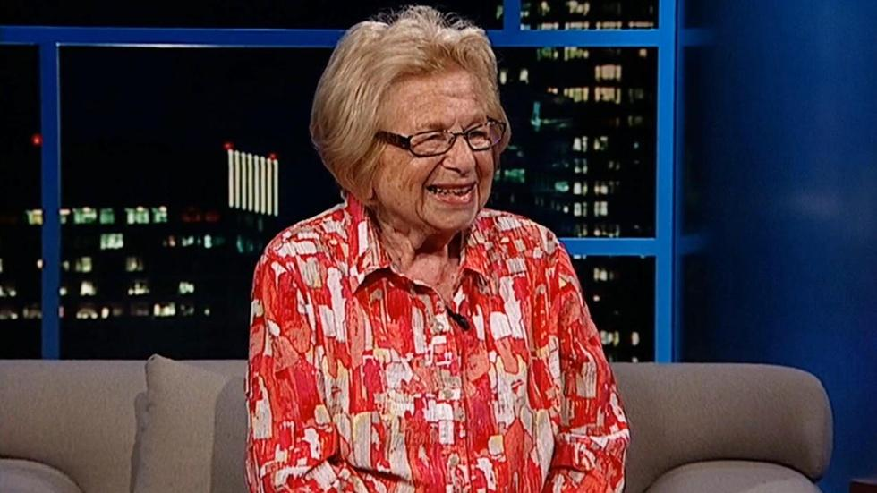 Sex Therapist/Author Dr. Ruth Westheimer image