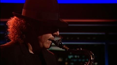 Tavis Smiley -- Saxophonist Boney James
