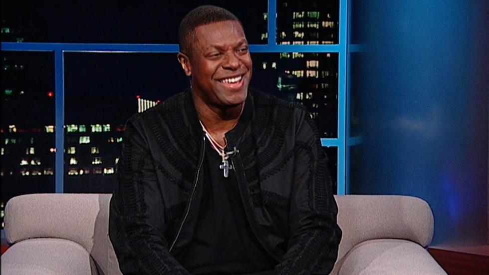 Actor/Comedian Chris Tucker image