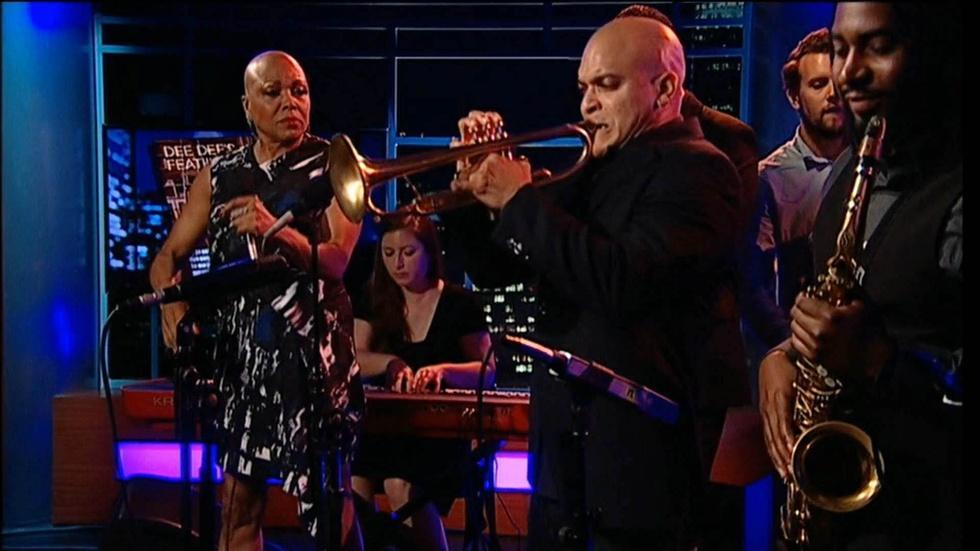 Singer Dee Dee Bridgewater & Trumpeter Irvin Mayfield image