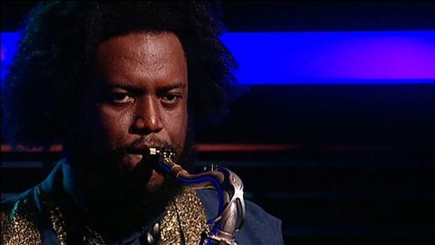 Tavis Smiley -- Saxophonist Kamasi Washington