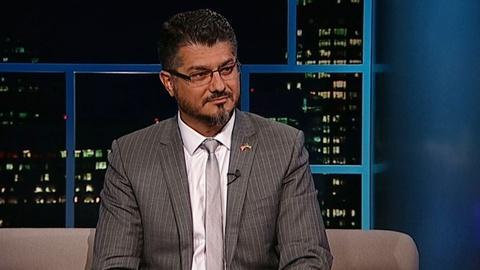 Tavis Smiley -- CAIR-LA Executive Director Hussam Ayloush