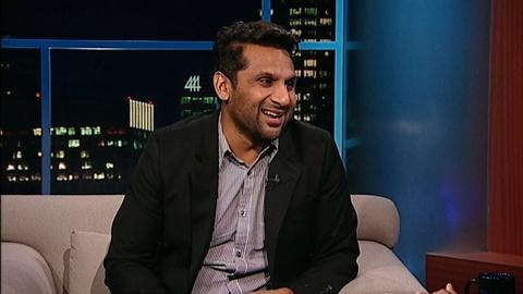 Tavis Smiley -- Actor Ravi Patel