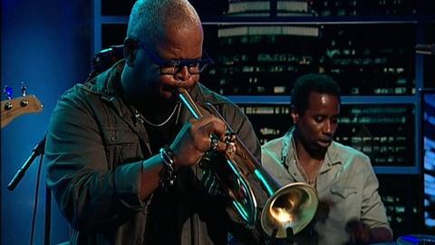 Tavis Smiley -- Trumpeter Terence Blanchard
