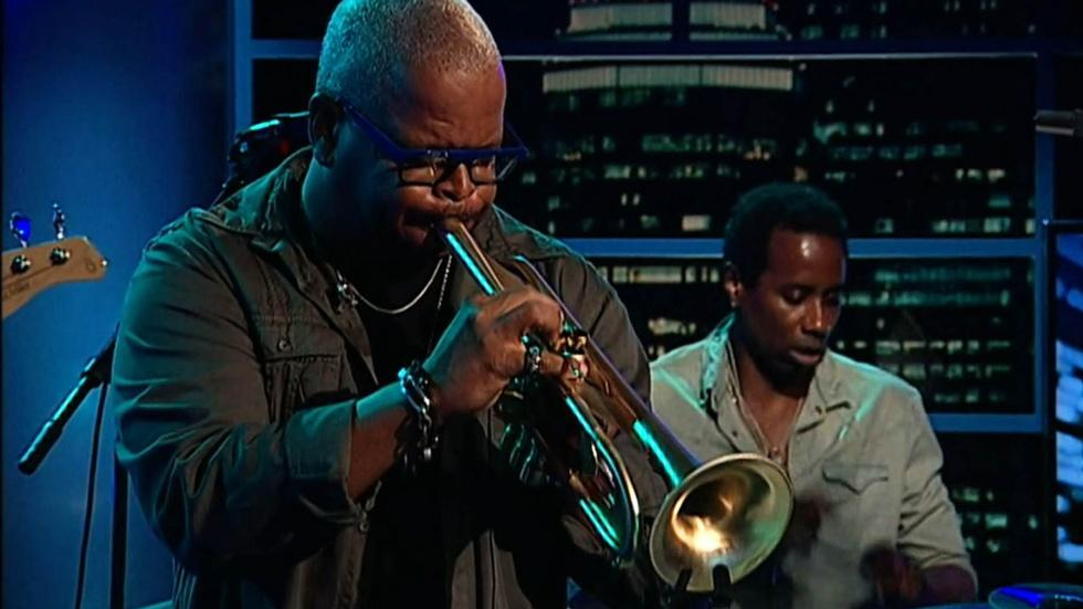 Trumpeter Terence Blanchard image
