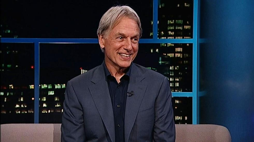 Actor Mark Harmon image