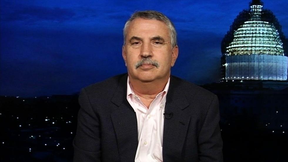 NYT Columnist Thomas Friedman image