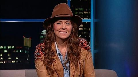 Tavis Smiley -- Singer/Songwriter Brandi Carlile