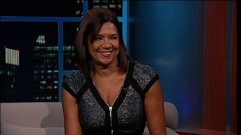 Tavis Smiley -- Actress/Author Sonia Monzano