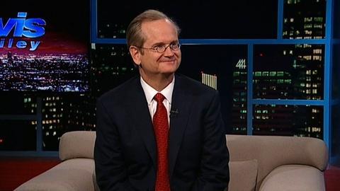 Tavis Smiley -- Presidential Candidate Prof. Larry Lessig