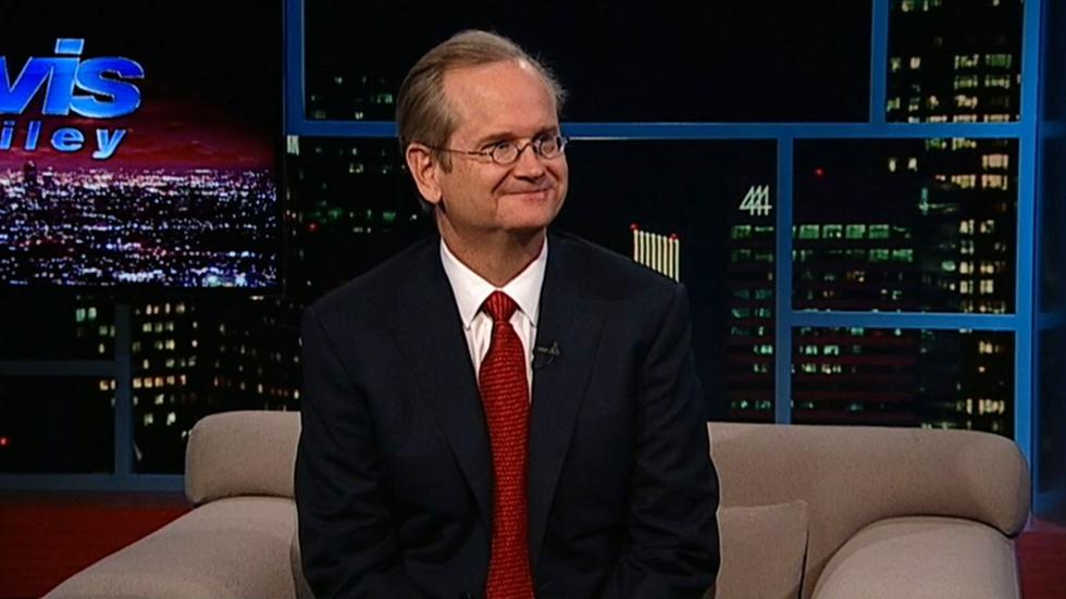 Presidential Candidate Prof. Larry Lessig image
