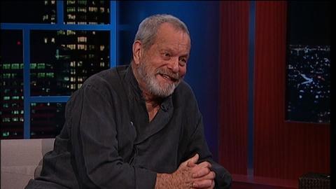 Tavis Smiley -- Actor/Director/Author Terry Gilliam