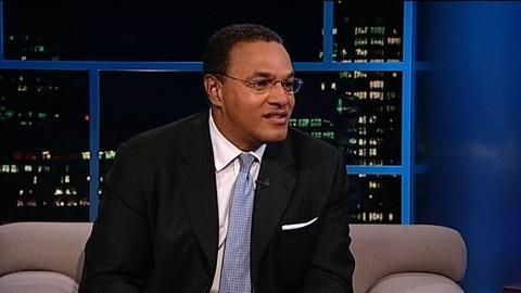 Tavis Smiley -- Author Dr. Freeman Hrabowski