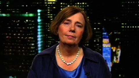 Tavis Smiley -- Journalist Gail Collins
