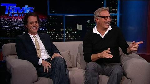 Tavis Smiley -- Co-Authors Kevin Costner & Jon Baird