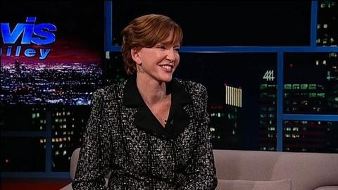 Tavis Smiley -- Huntington Library President Laura Skandera Trombley
