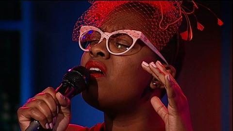 Tavis Smiley -- Jazz Singer Cecile McLorin Salvant