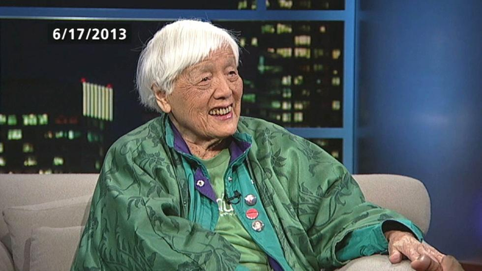 Grace Lee Boggs Tribute image