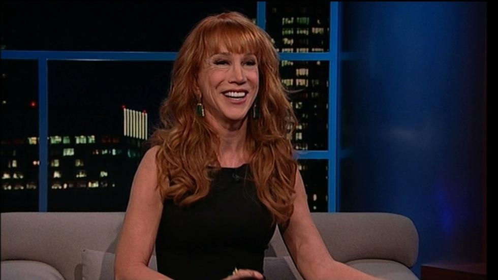 Comedian Kathy Griffin image