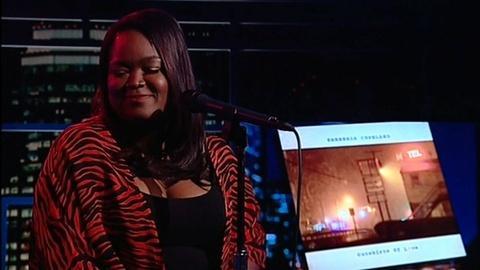 Tavis Smiley -- Blues Singer Shemekia Copeland