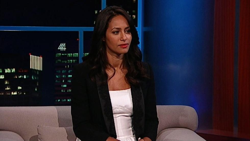 Journalist Rula Jebreal image