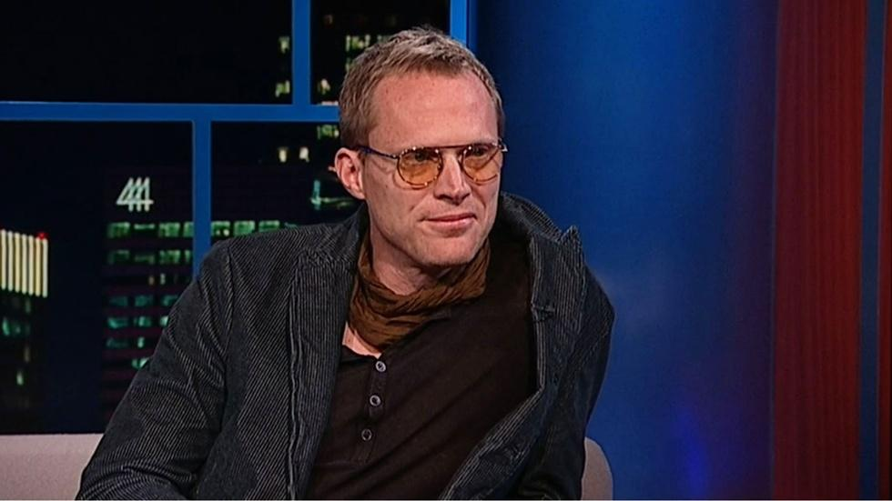 Writer/Director Paul Bettany image