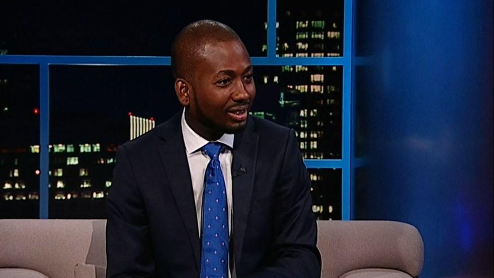 Golden Palm Investments CEO Sangu Delle image